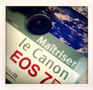 Maitriser le Canon 7D