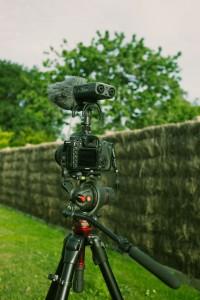 Une vraie rotule pour la vidéo ou la photo