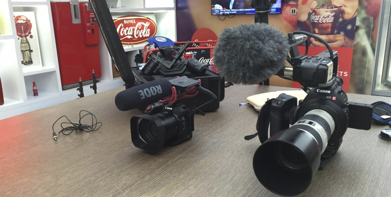 iterview deux cameras
