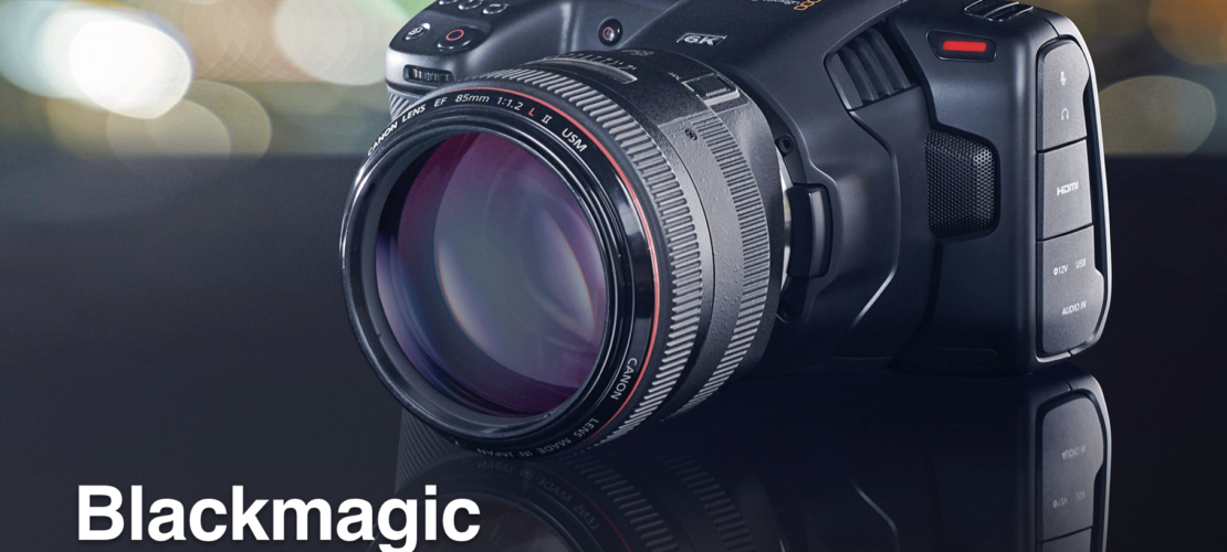 Blackmagic Design S35 Pocket Cinema Camera 6K