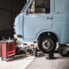 El Camiocito Fiat 238 Garage